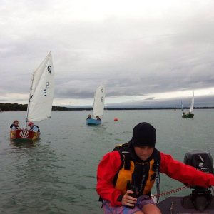 Northport Youth Sailing School - Week One
