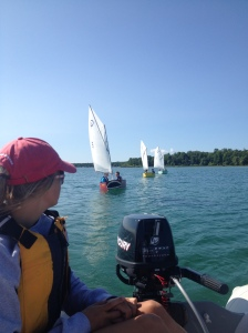 Northport Youth Sailing School - Week Three