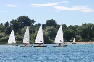 Northport Youth Sailing School - Week Four