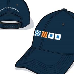 NYSS signal flag cap